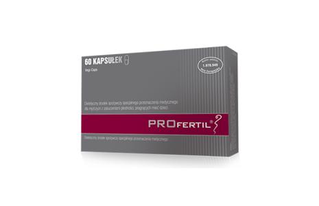 Profertil – suplement dla mężczyzn