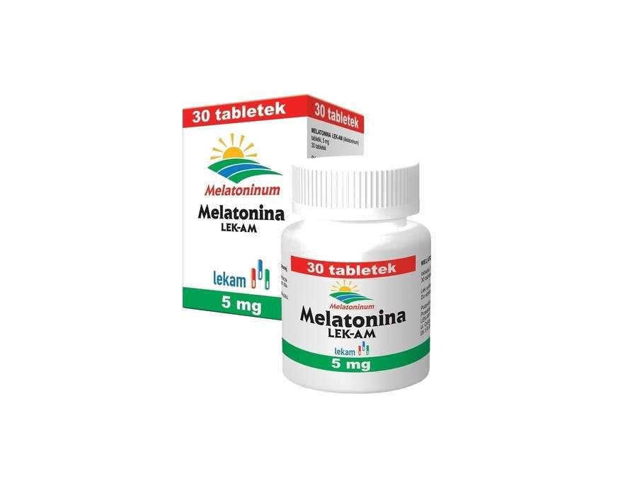 Melatonina na sen – odpoczynek na medal